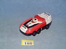 Power Rangers SPD RED RANGER Transforming Figure - Red Ranger Into A Car