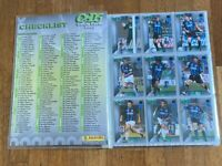 Album Panini CALCIO 2005 COMPLETE calciatori adrenalyn cards football + SPECIALI