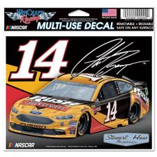 Clint Bowyer 2018 Wincraft #14 Rush Truck Centers 4.5x5.5 Multi Use Decal FREE