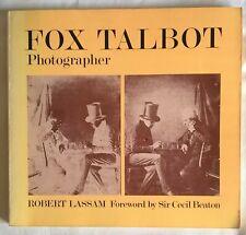 Fox Talbot Photographer by Robert Lassam