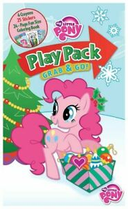 Play Pack - My Little Pony - Grab and Go - Party Favors - 1ct - Pinkie Pie