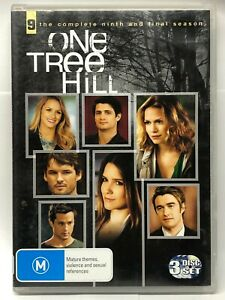 One Tree Hill - Complete Ninth Season - 3 DVD Set - AusPost with Tracking