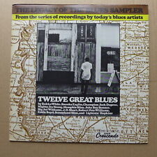 LP/  the legacy of the blues sampler