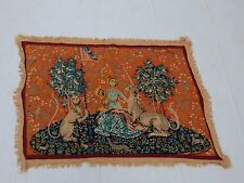 Vintage Beautiful Scene Needle Point Tapestry 88x107cm T798