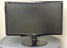 "ViewSonic VA2431WM 24"" Widescreen LCD Monitor with Speakers HD VGA DVI"