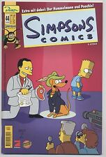 SIMPSONS COMICS # 44 - DINO VERLAG 2000 - TOP