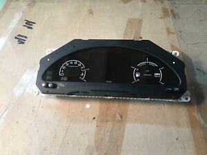 00-06 OEM Honda Insight 5 speed manual trans digital instrument cluster gauges
