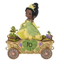 Precious Moments Disney Parade Age 10 Princess Tiana- Double Digit Dreams