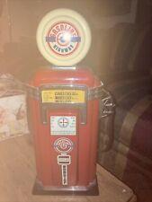 Gasoline Highway Landline Phone Vintage Wall mount Man Cave Gas Pump Red