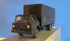 """DEHANES MODEL CO. """"UPS"""" UNITED PARCEL SERVICE FORD C SERIES DELIVERY TRUCK 105"""