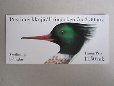 Finland 1993 Water Birds booklet - MNH