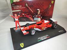 "Hot Wheels F1 Ferrari 248 Michael Schumacher ""10.09.2006 Monz,Italy in 1:18, RAR"