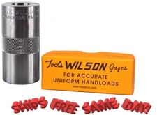 L.E. Wilson Case Length Headspace Gauge for 32 Winchester Special NEW! # CG-32WS