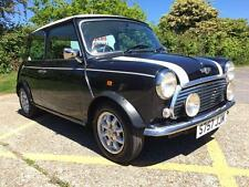1998 Rover Mini Cooper 1275 MPI. Rare Anthracite black. 59K. 2 Owners. FSH.