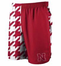 Loudmouth Nebraska Cornhuskers Men's Basketball Shorts- Large