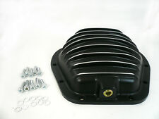 Black Aluminum Dana 60 Front Rear Differential Cover 10 Bolt Ford F250 F350