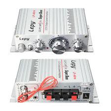 200 W 12 V Mini HiFi Stéréo Audio Amplificateur Amp Pour Auto Voiture Moto RADIO BATEAU