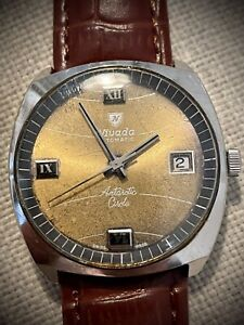 Vintage Watch Nivada Antarctic Circle