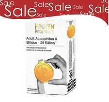 ADULT Proven Probiotic 25 Billion 30 capsules /Lab4 /Acidophilus Bifidus PRO VEN