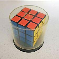 Vintage 1980s Rubik's Cube in Original Packaging