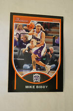 NBA CARD - Topps - Bowman Insider - Mike Bibby - Kings