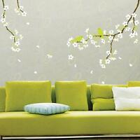 FLOWER&BIRD Art Deco Mural Wall Paper Sticker KR-21