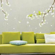 FLOWER&BIRD Art Deco Mural Wall Paper Sticker KR-21
