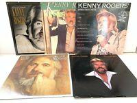 Kenny Rogers LP Vinyl Record Album Lot: Daytime Friends + Love Will Turn You ...