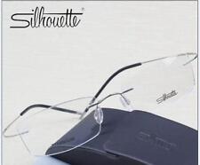 1019 Style Silhouette Ultralight Titanium Rimless Glasses Frame Eyeglasses Frame