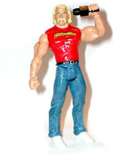 WWF WWE TNA Wrestling SHAWN MICHAELS as Hulk Hogan Hulkamania figure