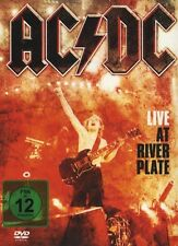 "AC/DC ""Live at River Plate"" DVD NUOVO"