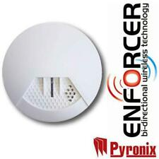 Pyronix Enforcer SMOKE-WE Two Way Wireless Smoke Sensor Detector Alarm Home Safe