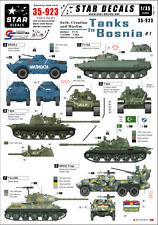 Tanks in Bosnia (pt1) Serb, Croatian and Muslim AFVs