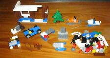 LEGO 7553 City Advent Calendar + SET 41062 disney le palai