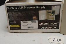SECURITRON Assa Abloy BPS-24-1 Power Supply, 1 Amp (743)