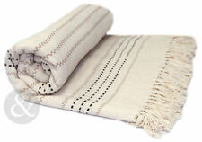 Striped Traditional Decorative Throws