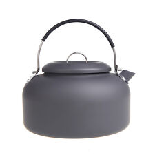 1.4L Outdoor Kettle Camping Picnic Cookware Water Teapot Coffee Pot Aluminum