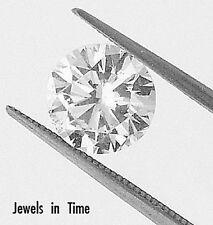 Loose Diamond Round Brilliant 1.50 Carat G SI-1 GIA Certificate