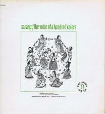 LP INDIA RAM NARAYAN VOICE OF A HUNDRED COLORS LP NONESUCH