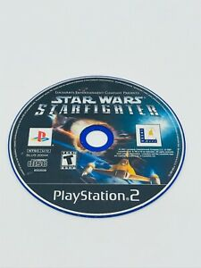 Star Wars: Starfighter (Sony PlayStation 2, 2002) Disc Only