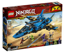 LEGO NINJAGO Jays Donner-Jet Storm Fighter - 70668