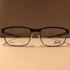 Brille Brillengestell Oakley Surface plate OX5132-0154 matte black titanium NEU