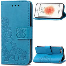 New Pattern Leather Magnetic Flip Wallet Case Cover For iPhone 5 6 6S Plus 7 7p