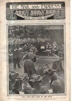 1902 Mail & Express March 22- Ping Pong arrives; Salmagundi Mug sale;Bookbinding
