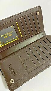 Business Wallet Large Purse Multi Compartment Cash & Credit card Holder