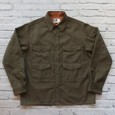 Engineered Garments Work Field Shirt Jacket Size M Made in USA