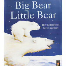 Big Bear Little Bear By David Bedford (Paerback) NEW Book