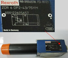 R900483786   new rexroth valve ZDR6DP2-43/75YM