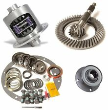 3.36 RING AND PINION - POSI LSD - GEAR PKG FOR 2004-2007 NISSAN TITAN - REAREND