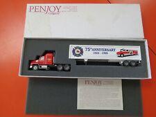 Penjoy die case Mack Ch600 w/ Van Trailer Union Fire Company Bethel PA 75th ann.